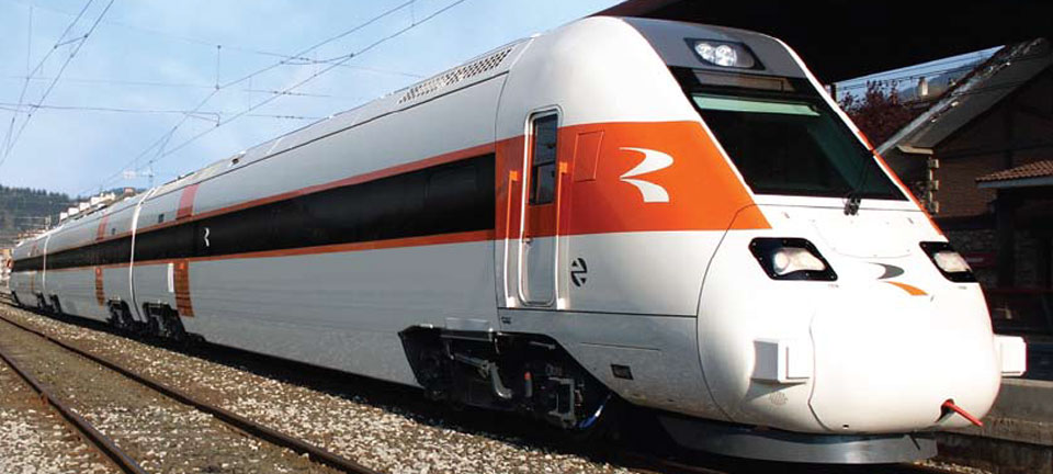 High-Speed Railways in Spain (2006)