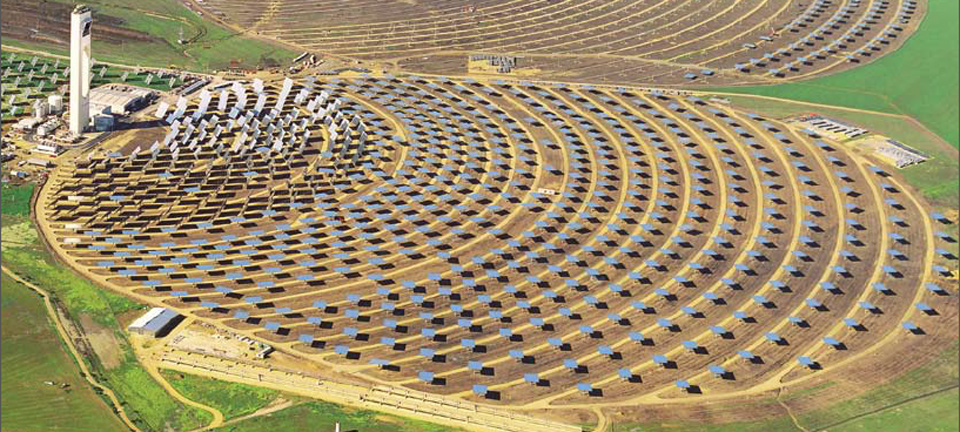 Solar Energy In Spain New Technologies From Spain Mit