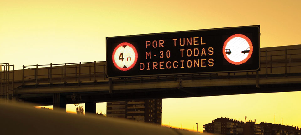Traffic Technology In Spain New Technologies From Spain